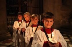 Choir of Christ Church Cathedral, Oxford