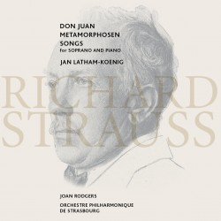 Don Juan, Metamorphosen, Songs