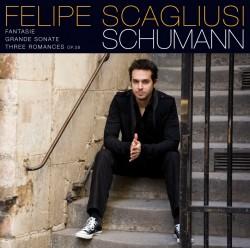 Grande Sonate, Three Romances, Fantasie