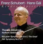 Hans Gal: Symphony No. 2 *, Schubert: Symphony No. 9