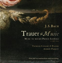 Bach: Trauer-Music for Prince Leopold