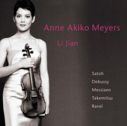 Satoh, Debussy, Messiaen, Takemitsu, Ravel