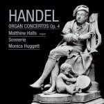 Organ Concertos, Op. 4