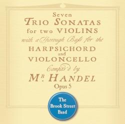 Trio Sonatas, Op. 5