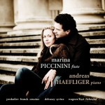 Franck and Prokofiev Sonatas, Debussy Syrinx, Wagner Isoldes Liebestod