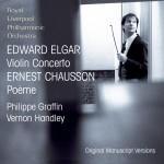 Elgar Violin Concerto, Chausson Poème