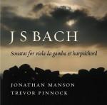 Bach: Sonatas for Viola da Gamba