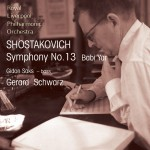 "Symphony No. 13, ""Babi Yar"""