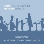 Mozart Flute Quartets, Beethoven Serenade