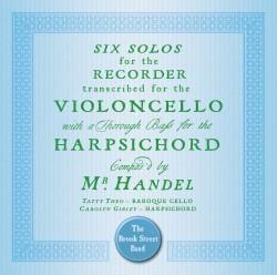 Sonatas for Cello