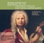 The Rise of the North Italian Violin Concerto, Vol. 2: Virtuoso Impresario