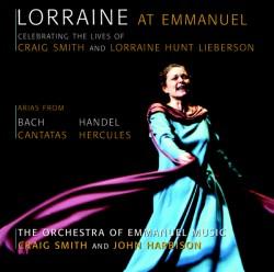 Lorraine at Emmanuel