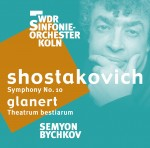 Shostakovich Symphony No. 10, Glanert Theatrum Bestiarum