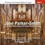 Romantic and Virtuoso Works for Organ, Volume 2