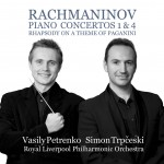 Piano Concertos Nos. 1 and 4, Rhapsody on a Theme of Paganini