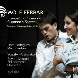 Susanna's Secret, Serenata: Five Songs for Baritone
