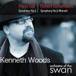 Hans Gál: Symphony No. 3, Robert Schumann:  Symphony No. 3