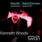 Hans Gál: Symphony No. 4 *, Robert Schumann: Symphony No. 2