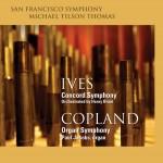 Concord Symphony, Organ Symphony