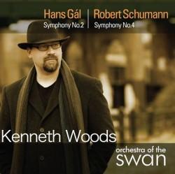 Hans Gál: Symphony No. 2, Robert Schumann: Symphony No. 4