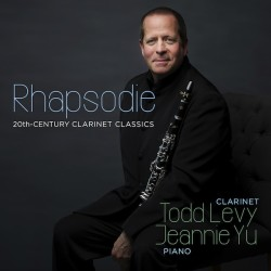 Rhapsodie: 20th Century Clarinet Classics