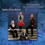 The Middle String Quartets