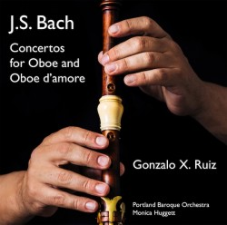 Concertos for Oboe and Oboe d'amore