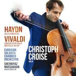 Haydn Cello Concertos, Vivaldi Concerto for Violin and Cello