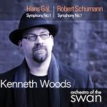Hans Gál: Symphony No. 1, Robert Schumann: Symphony No. 1
