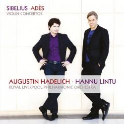 Sibelius, Adès Violin Concertos