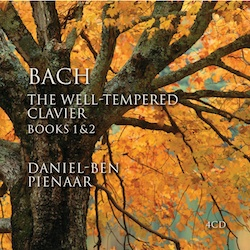 Bach: The Well-Tempered Clavier (books 1 & 2)