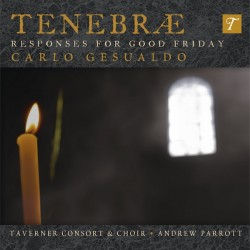 Tenebræ Responses for Good Friday