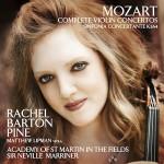 Complete Violin Concertos, Sinfonia Concertante K364