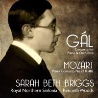 Gál, Mozart Piano Concertos