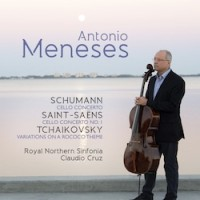 Saint-Saens, Schumann, Tchaikovsky Cello Concertos