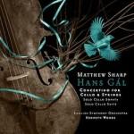 Concertino for Cello and Strings; Solo Cello Sonata; Solo Cello Suite