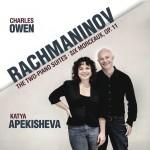 Rachmaninov: The Two-Piano Suites, Six Morceaux Op. 11