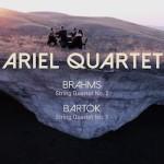 Bartók: String Quartet No. 1; Brahms: String Quartet No. 2