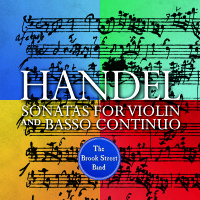 Handel: Sonatas for Violin and Basso Continuo