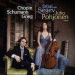 Chopin, Grieg, Schumann Cello Sonatas