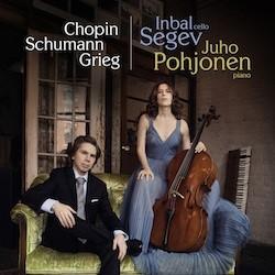 Chopin, Grieg, Schumann Cello Sonatas