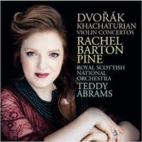 Dvorák, Khachaturian Violin Concertos