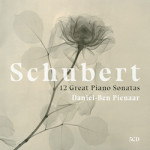 Schubert – 12 Great Piano Sonatas