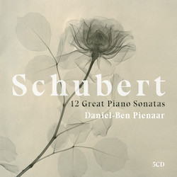 Schubert: 12 Great Piano Sonatas