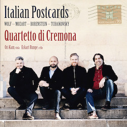 Italian Postcards