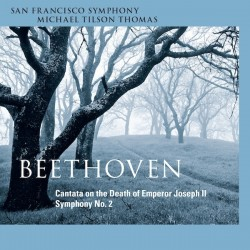 Symphony No. 2, Cantata on the Death of Emperor Joseph II